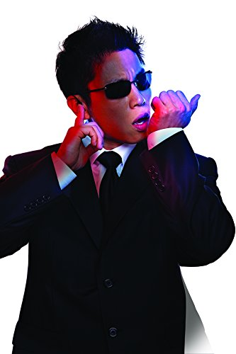 MukikiM SpyX / Secret Agent Walkie Talkie - Voice Activated Hands Free Spy Walkie Talkies. Spy like the Pros! Perfect addition for your spy gear collection! by SpyX (Image #2)
