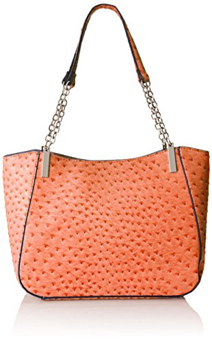 emilie-m-nancy-ostrich-chain-handle-shoulder-bag-peach-one-size