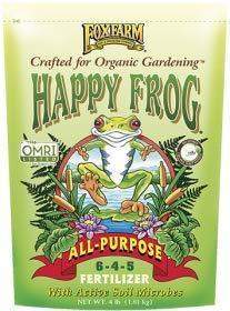 - Fox Farm FX14058 Purpose Fertilizer, 4 lb, Green