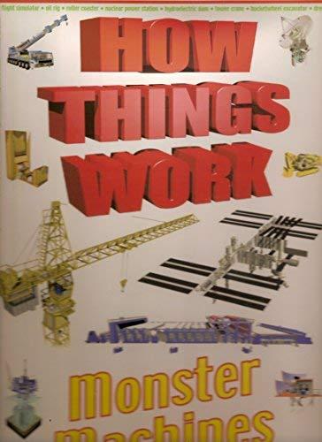 How Things Work: Monster Machines