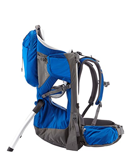 Thule Sapling Child Carrier, Slate/Cobalt by Thule (Image #4)
