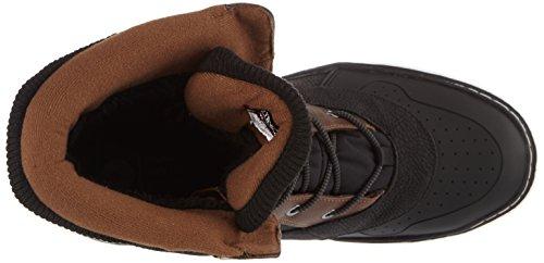ONeill Hucker Heat Nylon, Stivali da Neve Uomo Schwarz (Black (9900))