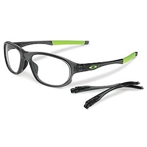 Oakley Crosslink Strike (54) Eyeglass Frames ‑ Grey Smoke