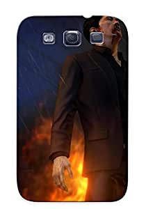 GOMDNby106tJllH Wei Shen Sleeping Dogs High Quality For Case Samsung Galaxy S3 I9300 Cover Skin/perfect Gift For Christmas Day
