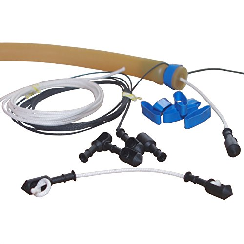 NTR Bead Kit Incl Beads, Spectra, Constrictor, Shrink Rings for 3 Speargun Wishbones