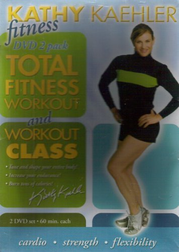 Fit Pack Dvd (Total Body Workout & Get Fit Class Double Pack by N/A)