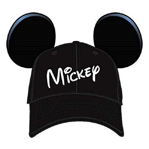 Disney Mickey Mouse Mens' Character Baseball Hat ()
