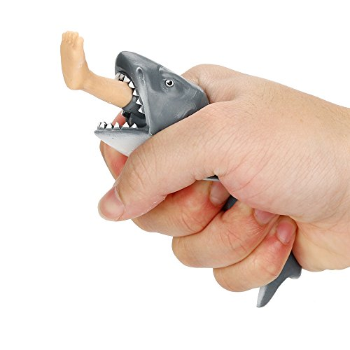 Shark Toys For Adults : Stress relief toy hmlai funny squeeze