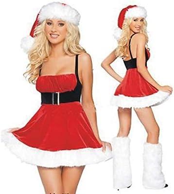 Shisky Disfraz de Navidad Adulto, Europea y Americana Navidad ...