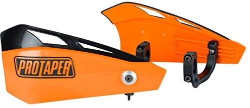 Pro Taper Hand Guards - Orange (Pro Mounts Taper Bar)