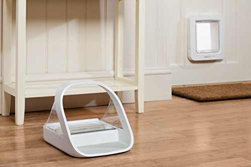 SureFeed Microchip Pet Feeder - The Automatic Pet Feeder That Makes Meal Times Stress-Free