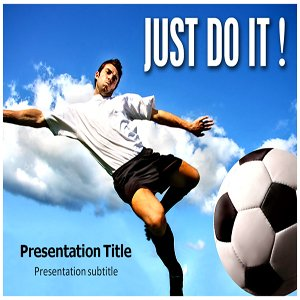 Just Do It-Nike Powerpoint Templates - PPT Templates for Just Do It-Nike