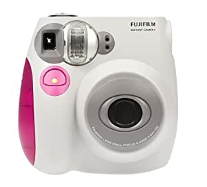 Fujifilm INSTAX MINI Film Camera (Pink Trim) (OLD MODEL)