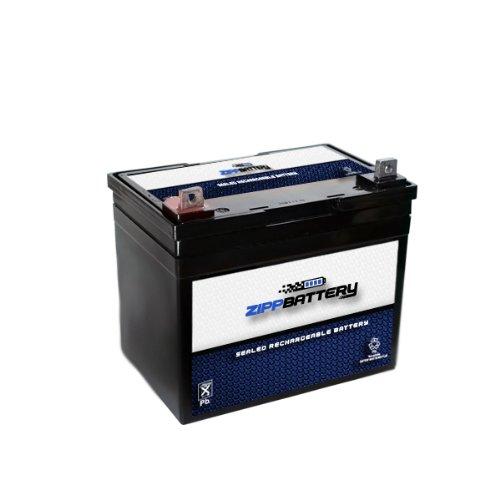 Chrome Battery 12V 35AH T3 SLA Battery