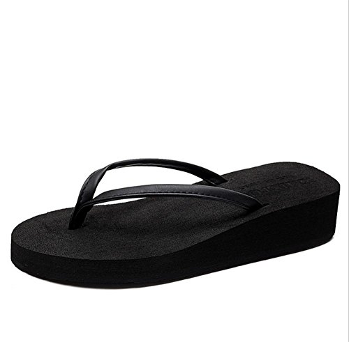 RuiSommer-Flip-Flops Sandalen Strand Schuhe Mode flachen Boden Frauen cool Pantoffeln 4