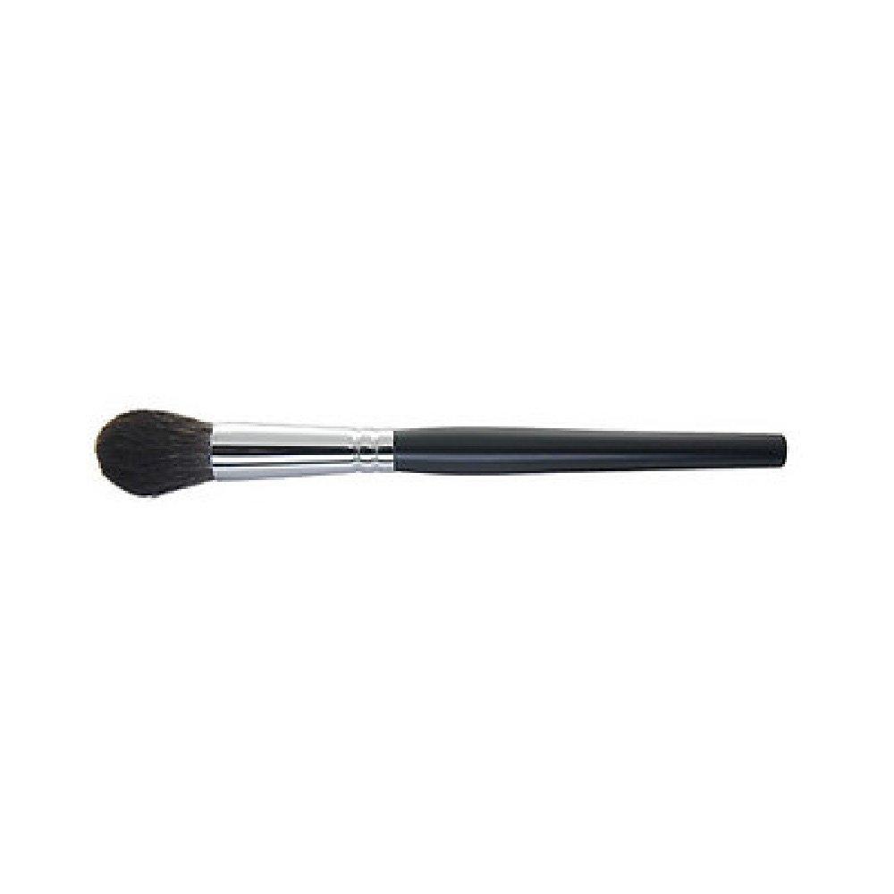 Ai (Love) * Japanese Premium Weasel Natural Hair * Professional round pointed shape makeup lip brush - Flat Head - Matt Pink -