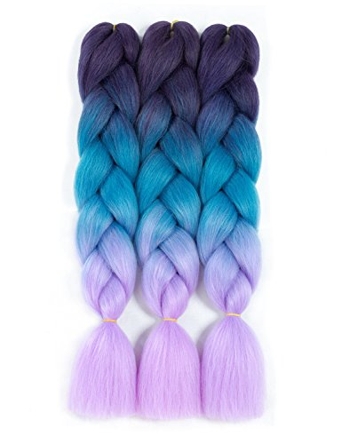 Forevery Kanekalon Synthetic Extensions Temperature product image
