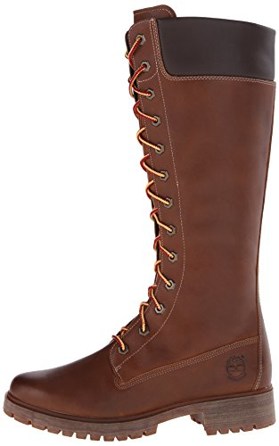 Timberland Women S 14 Quot Side Zip Waterproof Lace Up Boot