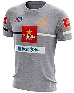 Bull padel Camiseta BULLPADEL INTRIA Maxi Sanchez Gris