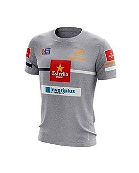 Bull padel Camiseta BULLPADEL INTRIA Maxi Sanchez Gris: Amazon.es: Deportes y aire libre