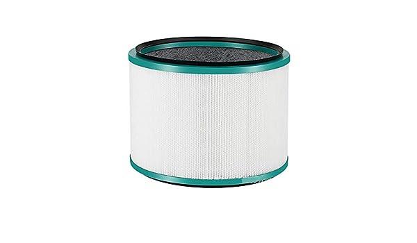 KUNSE Filtro Útil para Dyson Dp01 Hp02 Hp00 Hp01 Pure Cool Link ...