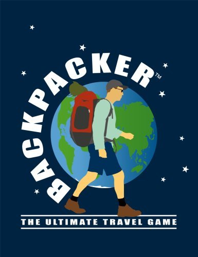 (Backpacker - The Ultimate Travel Game - Fun Pocket Sized Card Game About Travelling Around The World)