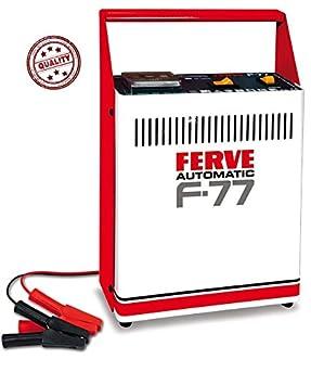 Ferve Cargador baterias 30 115Ah 12V 5 10A F77: Amazon.es ...