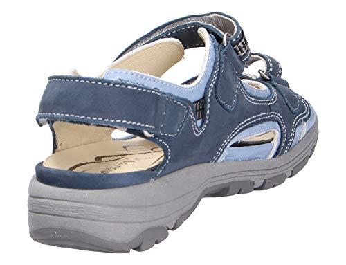 38 Couleur 5 Tailles Waldläufer Femmes blau OI8HRO6q