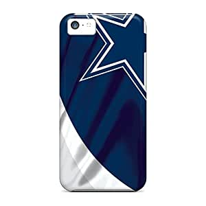 New Dallas Cowboys Cases Covers, Anti-scratch CassidyMunro Phone Cases For Iphone 5c