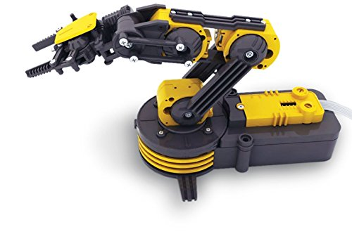 Robot Arm – Build Your Own Robotic Arm!