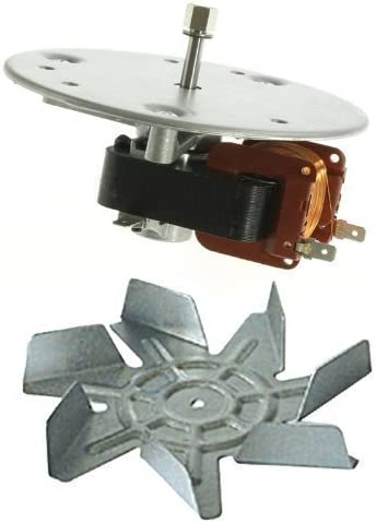 First4Spares–Unidad Motor & Ventilador para horno convección/cuisinières Belling