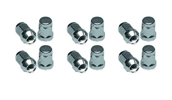 13//16 Bulge Heat Treat Lug Nut Top Line C1710HLX4