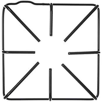 General Electric WB31K10016 Gas Range Burner Grate, Black