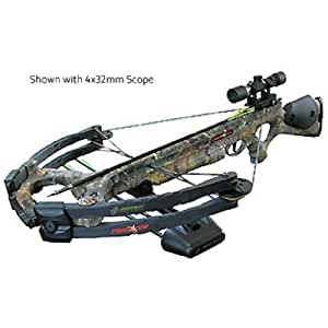 Barnett Predator Crossbow Package (Quiver, 3 - 22-Inch Arrows and Premium Red Dot Sight)