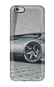 Defender Case For Iphone 6 Plus, Lamborghini Murcielago Lp720 4 Wheelsandmore Pattern by mcsharks