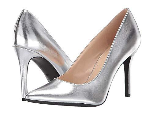 Nine West Women's Fill Silver 8.5 M US