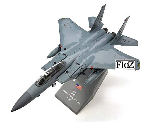 USA F-15A 1/100 diecast Plane Model Aircraft Eagle All-Weather Tactical Fighter