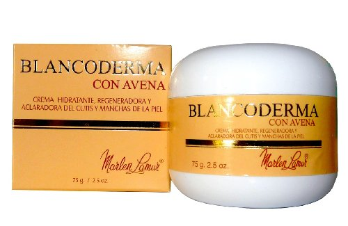 Blancoderma Whitening & Regenerative Wheat Cream 2.5 Oz.