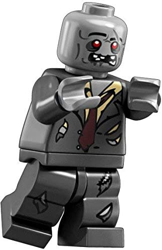 LEGO Minifigure Collection Series 1 LOOSE Mini Figure Zombie