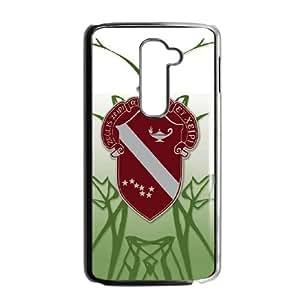 LG G2 Cell Phone Case Black Alpha Phi Sorority S8R7DQ