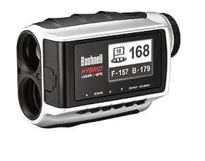 Bushnell Pinseeker Hybrid Golf GPS Laser Rangefinder