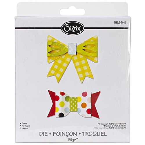 Price comparison product image Sizzix Bigz Die, Bows