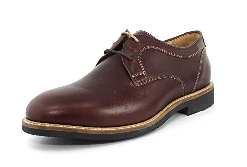 Barlow Oxford Grain Soft Murphy Toe amp; Plain Johnston Mens Full Tobacco twAYqv