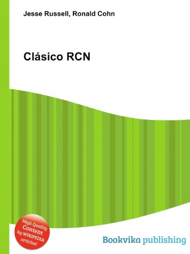Clásico RCN: Amazon co uk: Ronald Cohn Jesse Russell: Books