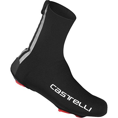 地質学醜いこんにちはCastelli 2015 Diluvio 16 Cycling Shoecover - Castelli text S/M [並行輸入品]