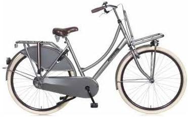 Bicicleta holandesa para mujer 28 pulgadas poza tr Titanium 57 cm ...