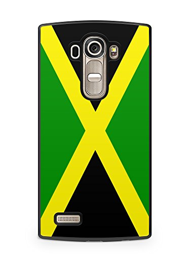 Price comparison product image Jamaica Flag LG G4 Hybrid Rubber Protective Case