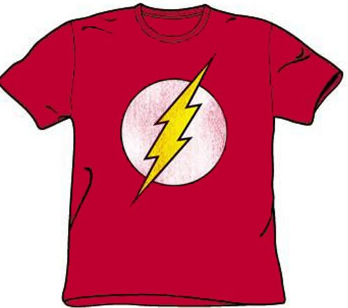 Flash Distressed Logo Youth T Shirt product image