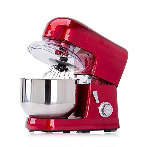 5L Electric Food Mixer Automatic Eggs Beater Milkshake Cake Dough Maker Stand Mixers Chef Blender Machine 110V 220V,220V ()