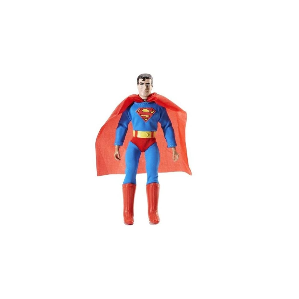 Superman DC Super Heroes Retro Action Figure (PreOrder) Toys & Games
